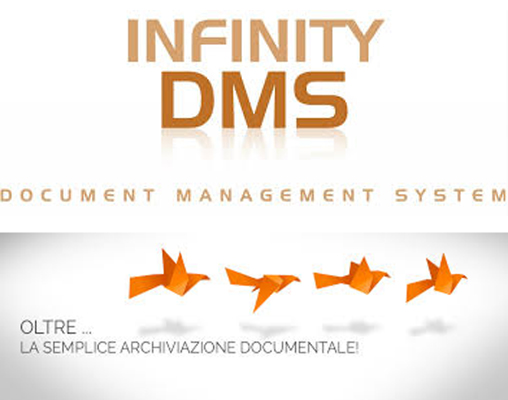 Infinity DMS, archiviazione documentale